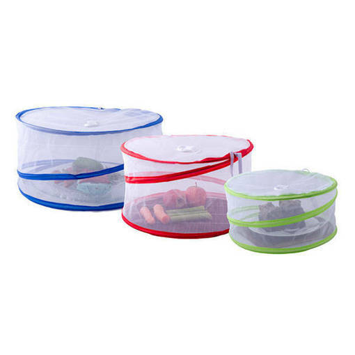 Campaid Netted Food Covers - Three Piece Set