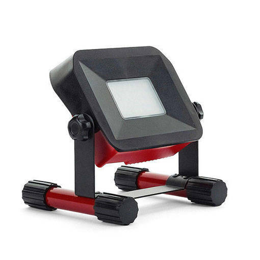 Luceco Slimline Portable 10W LED  Rechargeable Work light