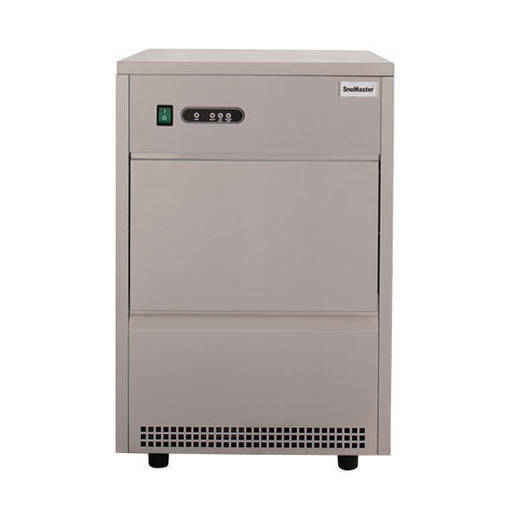 Snomaster 26KG Plumbed-In Commercial Ice Making Machine