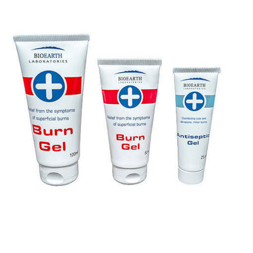 BioEarth 3 Piece First Aid Pack