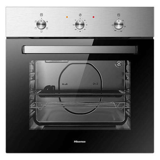 Hisense 60cm Stainless Steel Built-In Electric Oven