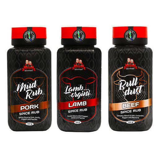 Spiceologist Red Meat Combo