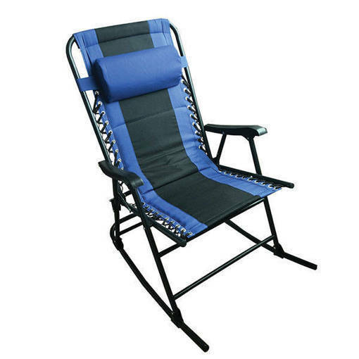 Afritrail Rocking Camping Chair